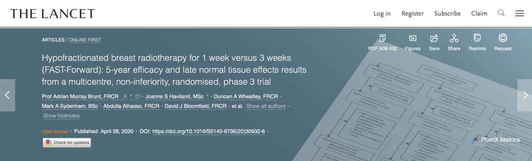 5月18日早期乳腺癌术后放疗3周变1周,《柳叶刀》新证据来了!3.png